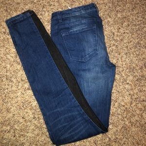 Zara jeans.